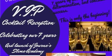 Purple Ribbon Chef & Carlisa N. Thomas 7 Year Anniversary tickets