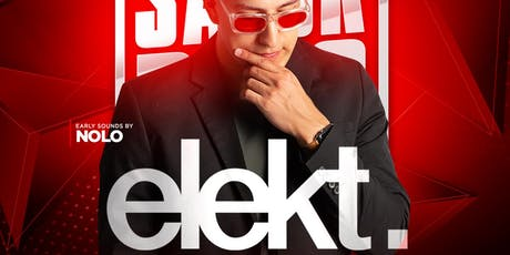 SEVILLA FRIDAYS with DJ ELEKT | The Hottest Club in DTLB tickets