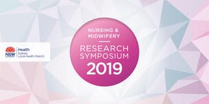 SLHD 2019 Nursing and Midwifery Research Symposium