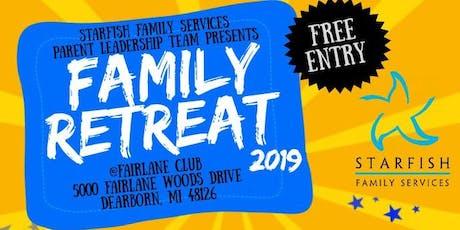 Family Retreat 2019 tickets
