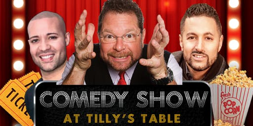 Comedy Night at Tilly's Table with Headliner Joey Kola!
