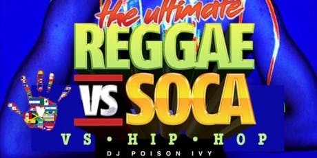 REP YOUR FLAG THE ULTIMATE REGGAE VS SOCA VS HIP HOP tickets