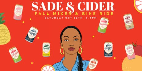 Sade & Cider | Fall Mixer & Bike Ride tickets