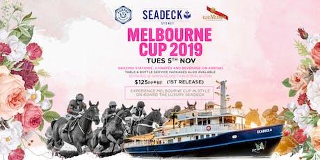 Seadeck Sydney Melbourne Cup Cruise - Tues 5 Nov tickets