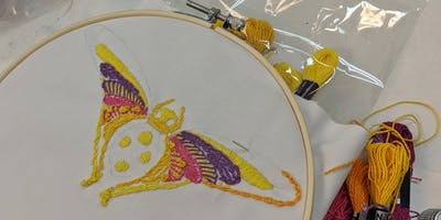 Project Embroidery October