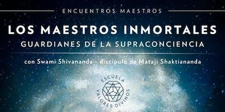 """CONFERENCIA GRATUITA EN QUERÉTARO: """" Los Maestros Inmortales: guardianes de la supraconciencia"""" boletos"""