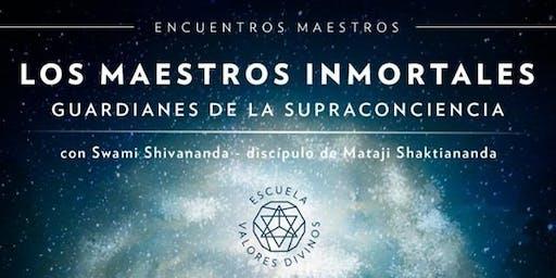 """CONFERENCIA GRATUITA EN QUERÉTARO: """" Los Maestros Inmortales: guardianes de la supraconciencia"""""""