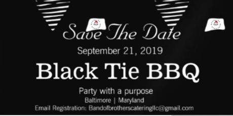 Black Tie BBQ tickets