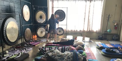 Thursday Affordable Healing For Everyone Sacred Wave Gong Immersions