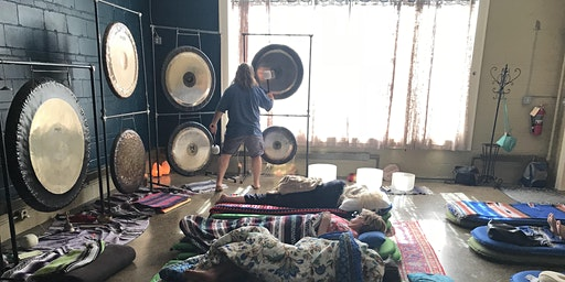 Affordable Healing For Everyone Sacred Wave Gong Immersions