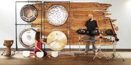 Yoga Nidra Sound Journey with Nancy & Jeremy tickets