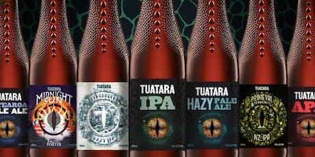 Social Events Tuatara Beers & Tapas tickets
