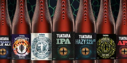 Social Events Tuatara Beers & Tapas
