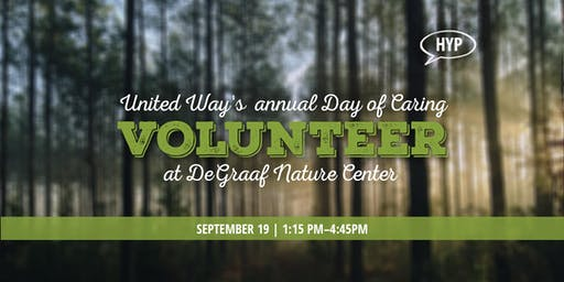 Volunteer with Holland/Zeeland Young Professionals: Annual Day of Caring