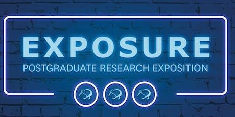 Exposure 2019 - Prizegiving tickets