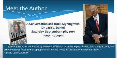 Author Talk and Book Signing with Dr. Jack L. Daniel tickets