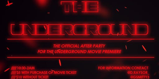 The Underground After Party