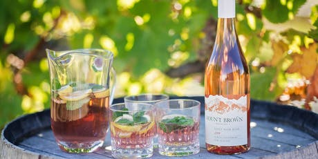 Social Events Winemakers Lunch featuring Mount Brown tickets