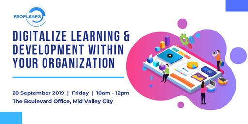 Digitalize Learning & Development within Your Organization