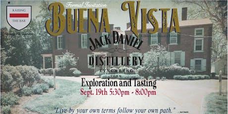 Jack Daniels Exploration & Tasting  tickets