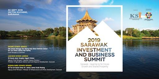 2019 SARAWAK INVESTMENT AND BUSINESS SUMMIT