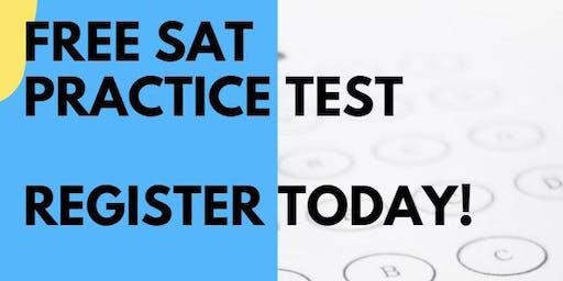 Club Z! SAT Practice Test
