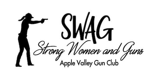 SWAG (Strong Women and Guns)   September 19, 2019