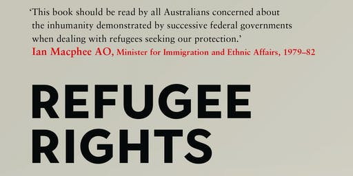 REFUGEE RIGHTS AND POLICY WRONGS – FIONA CHONG - Geelong Library and Heritage Centre