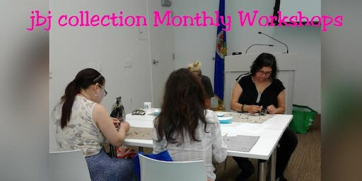 Hand Painted Earring Class/Sip & Create