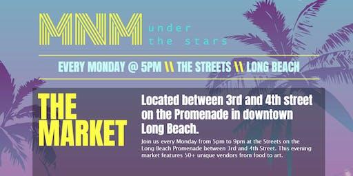 PI Yoga Pants - Long Beach Market Under the Stars