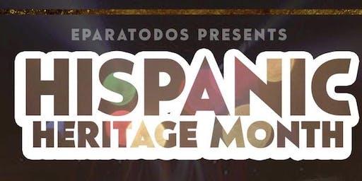 EparaTodos presenta Hispanic Heritage Month