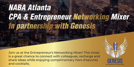 CPA & Entrepreneur Networking Mixer tickets