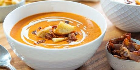 Soups Cooking Class tickets