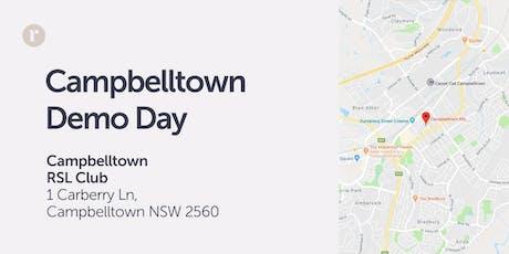 Campbelltown   Sat 28th September tickets