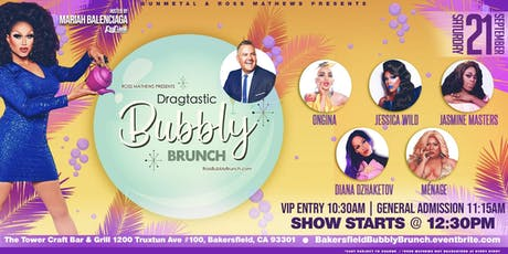 Ross Mathews Dragtastic Bubbly Brunch Bakersfield tickets