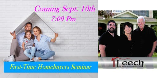 Colette & Dan's First -Time Homebuyers Seminar