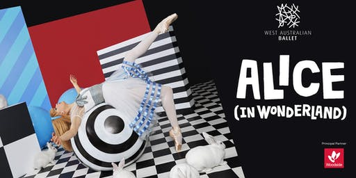 ALICE (in wonderland) Storytime with West Australian Ballet (Ages 3-7)