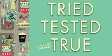 Author Talk - Tried Tested & True Cookbook from Cobden Kinder