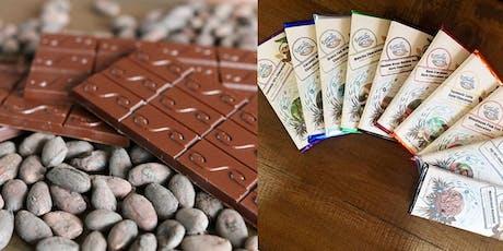 River-Sea Chocolate Factory 1yr Anniversary tickets