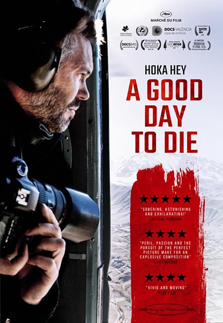 MyDocs presents the Malaysian Premiere of 'A Good Day to Die: Hoka Hey' image
