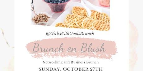 BRUNCH en BLUSH (@GIRLSWITHGOALSBRUNCH) tickets
