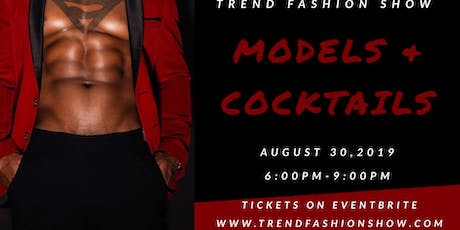 Trend Fashion Show Models & Cocktails Networking Event tickets