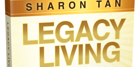 Book Launch - 'Legacy Living' by Sharon Tan