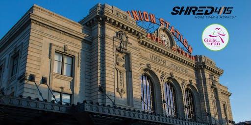 Shred Saturday @ Union Station benefitting Girls on the Run