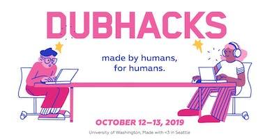 DubHacks 2019