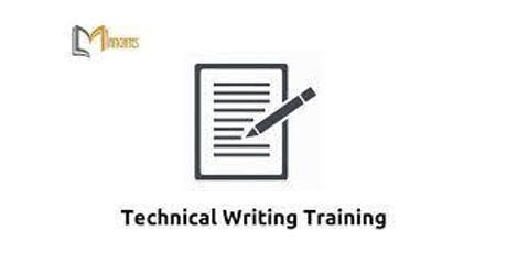 Technical Writing 4 Days Virtual Live Training in Manchester tickets