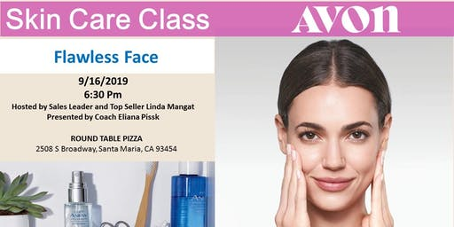 Skin Care Class - Flawless Face