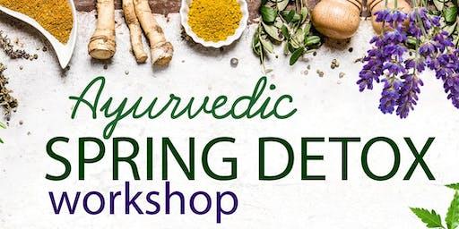 Spring Detox Workshop-Brisbane Centre