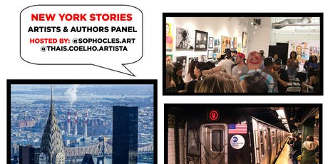 New York Stories Artists & Authors Panel tickets