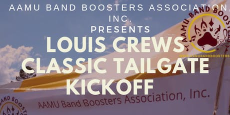 2nd Annual Louis Crews Classic Tailgate Kickoff tickets